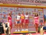 Julia Rodriguez: Campeona de España!